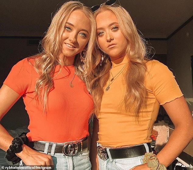 Акробаты близнецы, 23 лет, показывают, как они восстановились после драматического момента почти разрушившего их карьеру