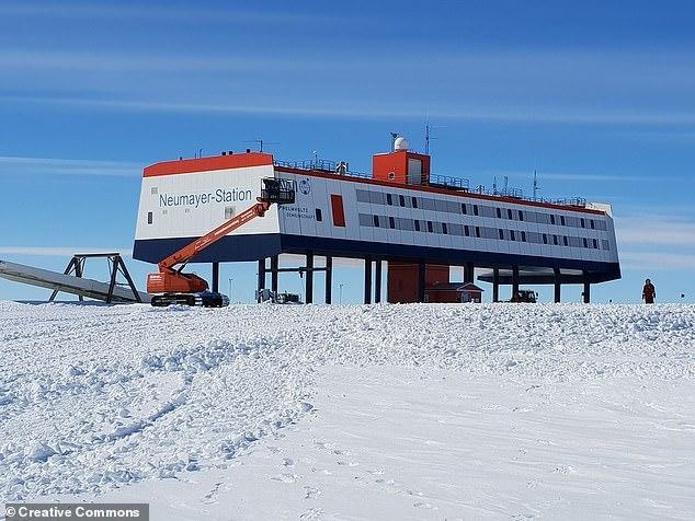 Мозг ученых в Антарктике сократился на 10% после того, как они 14 месяцев находились на изолированной станции в полярных льдах