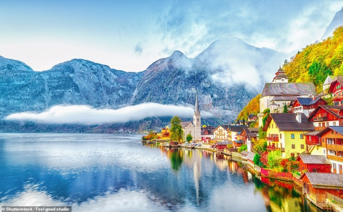 Захватывающие дух вершины, драматические дороги и очаровательные деревни... невероятные картинки, показывающие красоту Альп