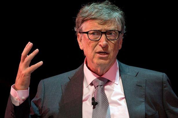 Билл Гейтс «предсказал» китайский супер вирус еще год назад и предупредил, что он может убить 30 миллионов человек