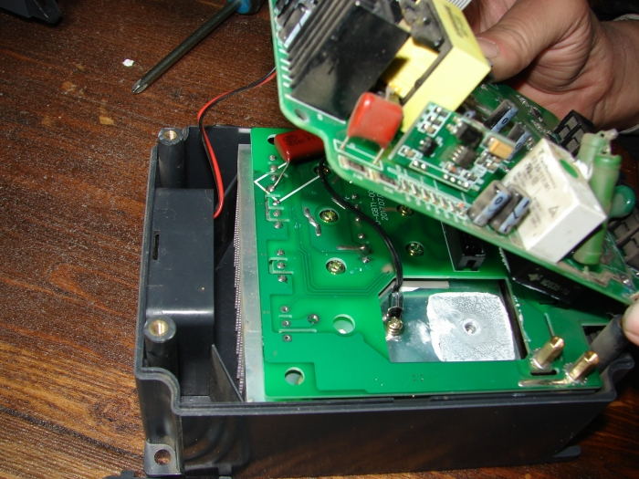 Частотник -преобразователь 220в вход - 380в 3фазы выход
