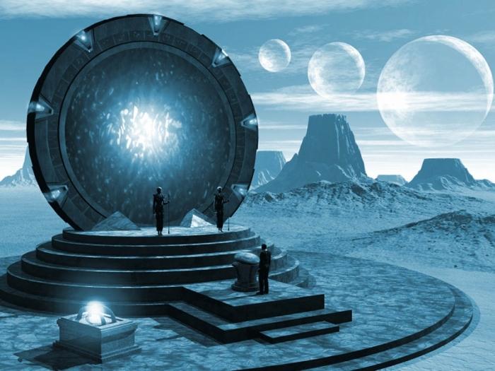 Ученый уже почти придумал машину времени, которая «искривляет пространство и создает червоточины»