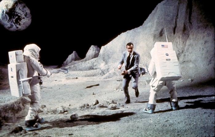 Неужели высадка на Луну фальшивка? Ученый с Аполлон 11 рассказал истину спустя 50 лет