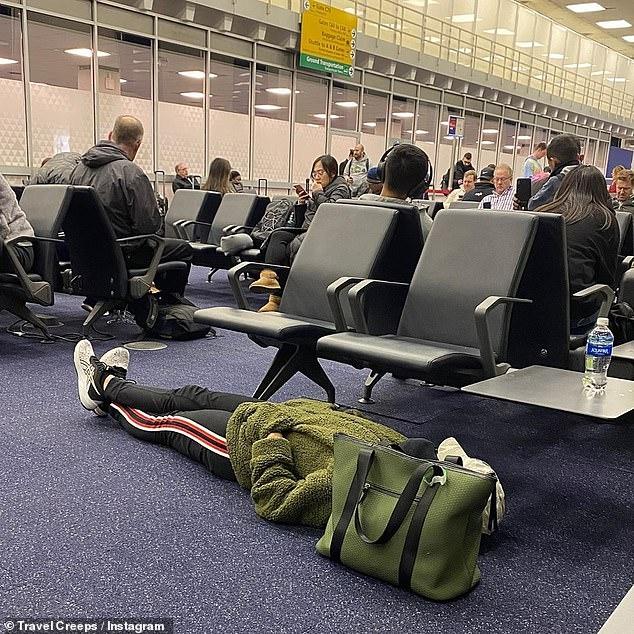 Путешественницу ругают за её «невероятно эгоистичное» поведение в аэропорту. А как вы думаете?