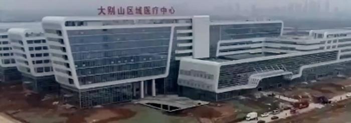 Первая в Китае больница по борьбе с коронавирусом открылась всего через 48 часов после начала строительства