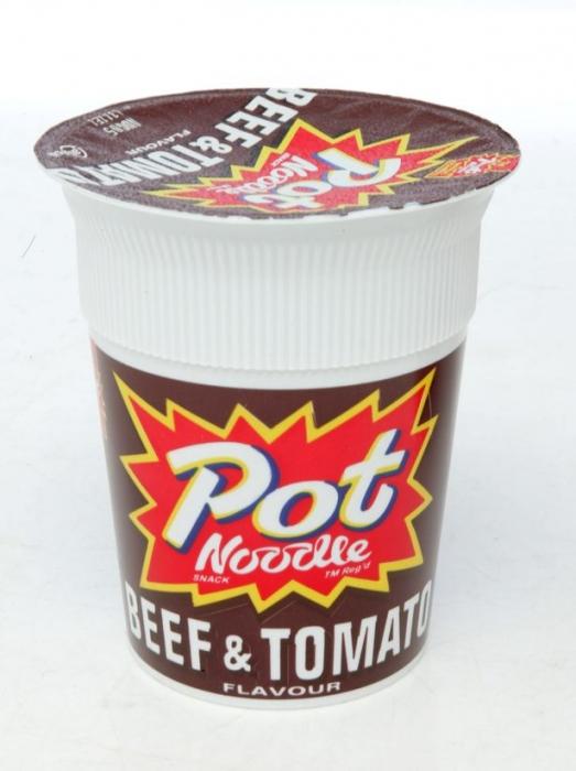 Способы контрабанды спайсов в тюрьмы под видом томатной лапши с говядиной