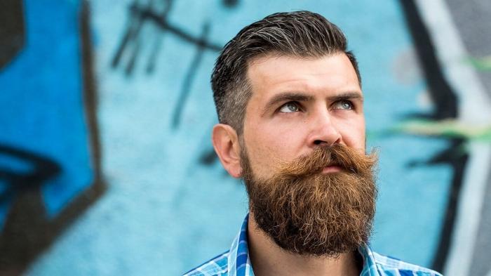 Оказывается волосы на лице могут подвергнуть вас риску заражения коронавирусом