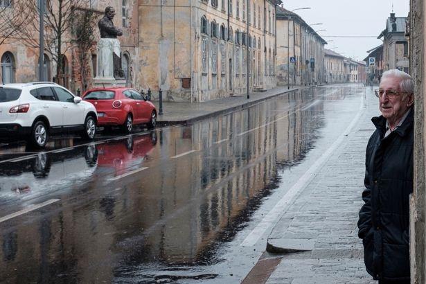 Город-призрак коронавируса. Пугающие фото показывают жизнь внутри итальянской красной зоны
