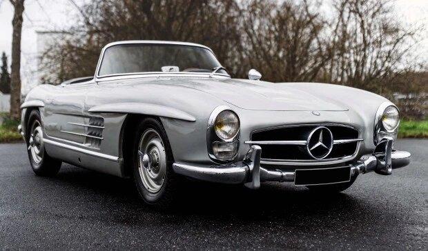 Гонщик CAR HEAVEN продаёт невероятную коллекцию из почти 100 суперкаров стоимостью 8 миллионов фунтов