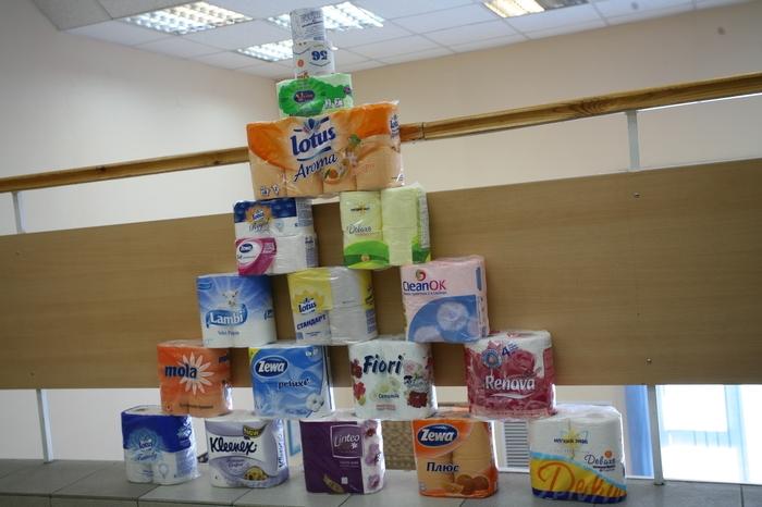 Туалетная бумага может нанести серьёзный вред