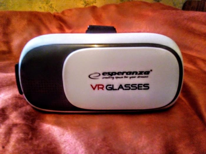 Очки виртуальной реальности Esperanza Classes 3D VR