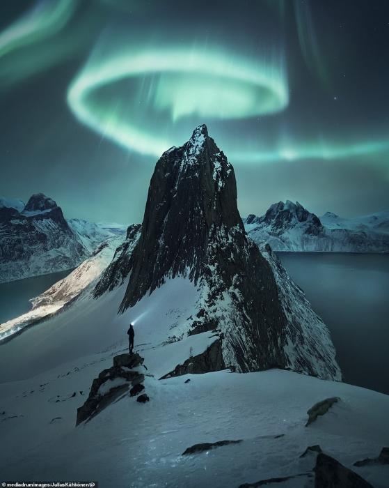 Волшебные фото красивейших пейзажей в мире похожими на что-то прямо из вашего воображения