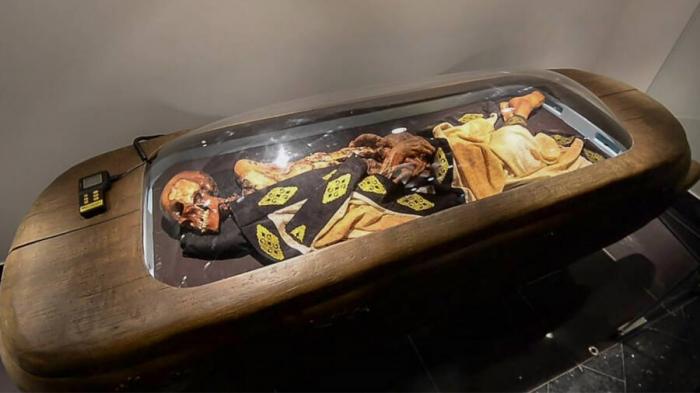 Горный Алтай утверждает, что они не боятся коронавируса благодаря 2400-летней мумии