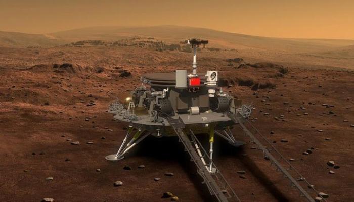 Китай отправит марсоход на Марс «через несколько месяцев». У НАСА задержка из-за кризиса