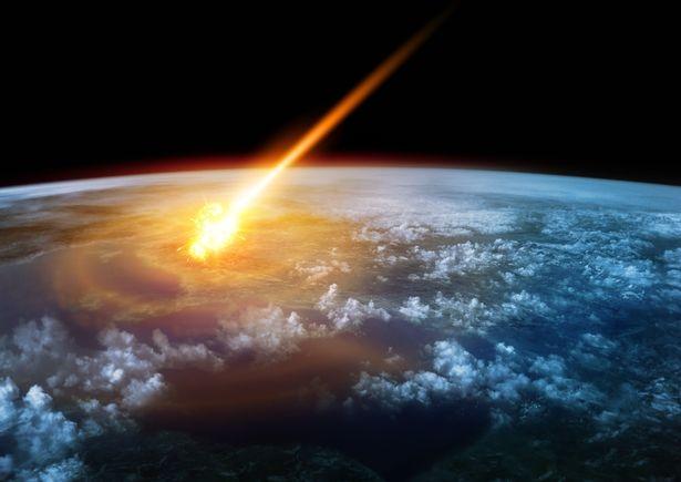 Ученые обнаружили доказательства того, что «жизнь» пряталась в метеоре, который врезался в Антарктиду