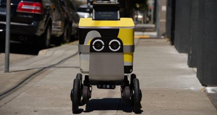 Робот-курьер