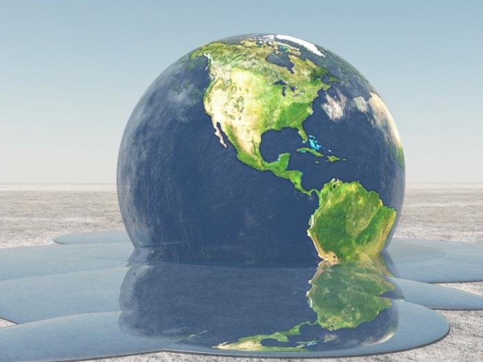 В ближайшее время мир охватят погодные аномалии