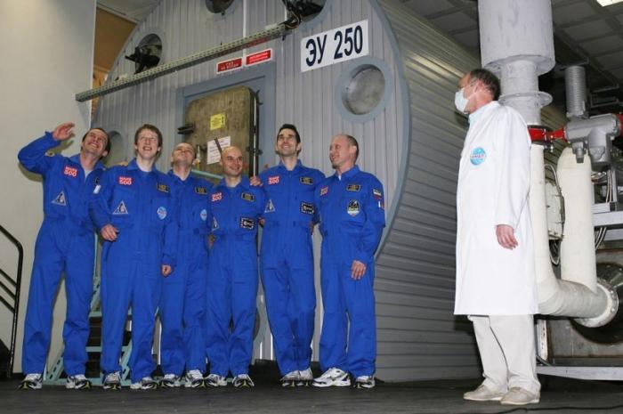 НАСА ищет «космонавтов», чтобы пожили в изоляции в течение 8 месяцев вроде как на Марсе