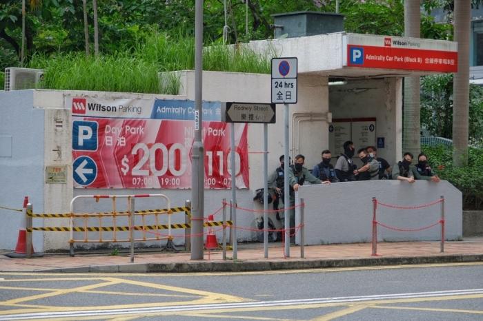 Штурм мэрии Гонконга протестующие обещают провести сегодня