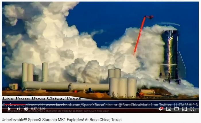 США в очередной раз перенесли запуск пилотируемой ракеты