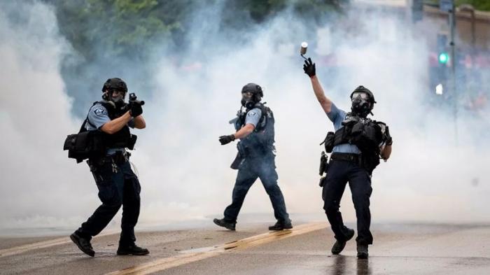 В США разгорелись массовые протесты из-за убийства негра