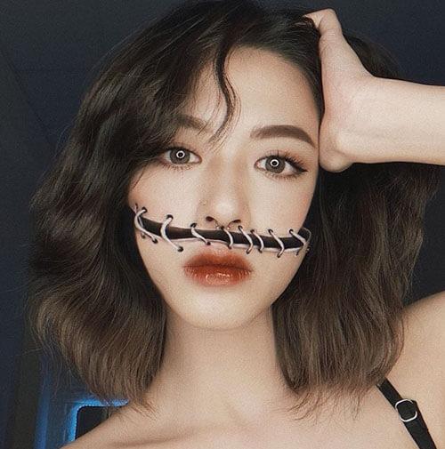 Что визажистка-самоучка творит со своим лицом?