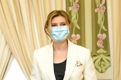 Жена Зеленского подцепила коронавирус