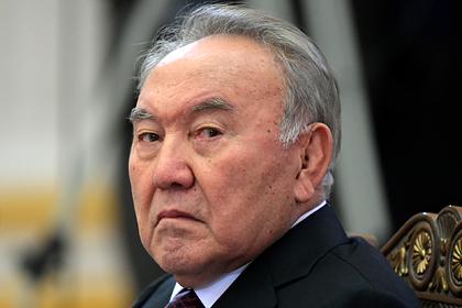 Нурсултан Назарбаев получил корону