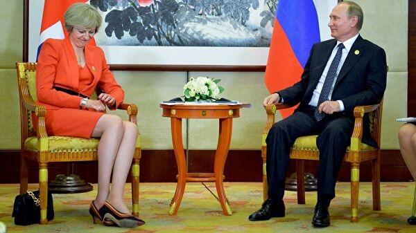 В Великобритании прокомментировали статью Путина о Великой Отечественной войне