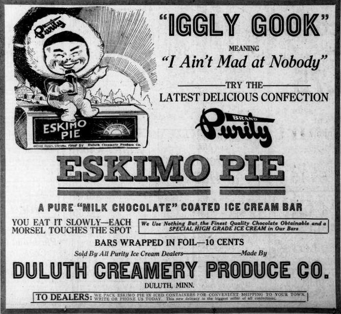В США отказались от мороженого «эскимо» из-за дискриминации эскимосов