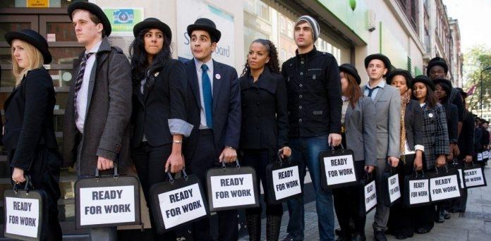 Американские безработные на грани отчаяния