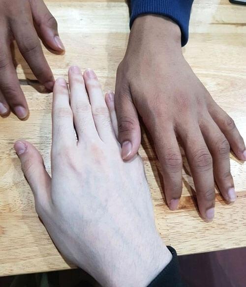 Эффект крема для отбеливания кожи поразил пользователей сети