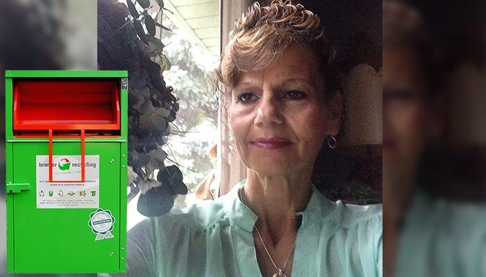 Женщина в США умерла, пытаясь украсть одежду из ящика для пожертвований