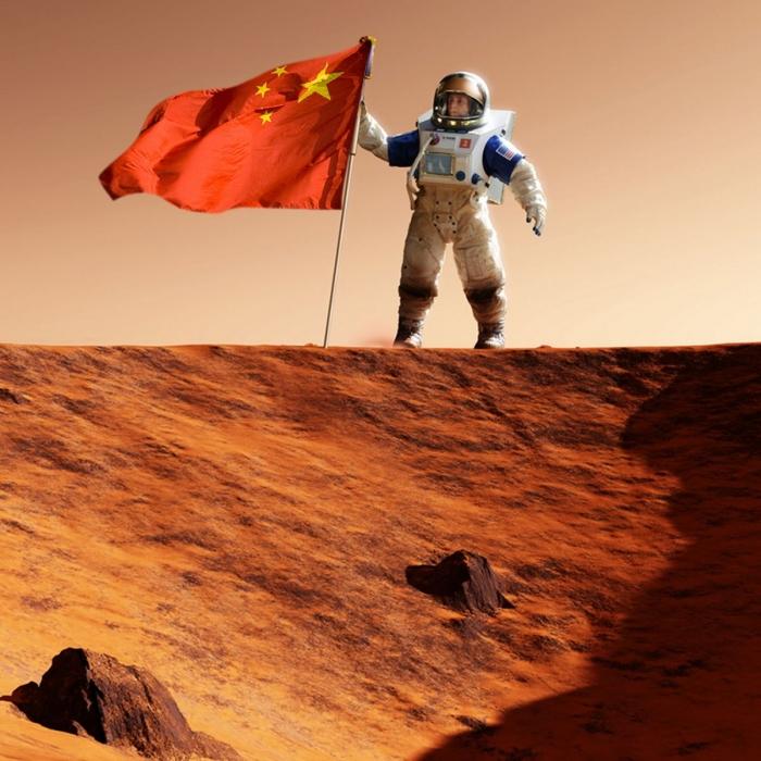 Китай собирается лететь на Марс