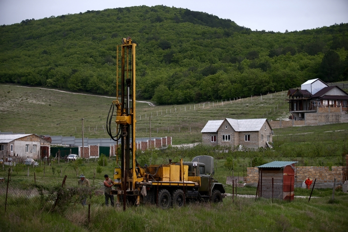 Учёные Крыма придумали, как обеспечить полуостров Крым питьевой водой