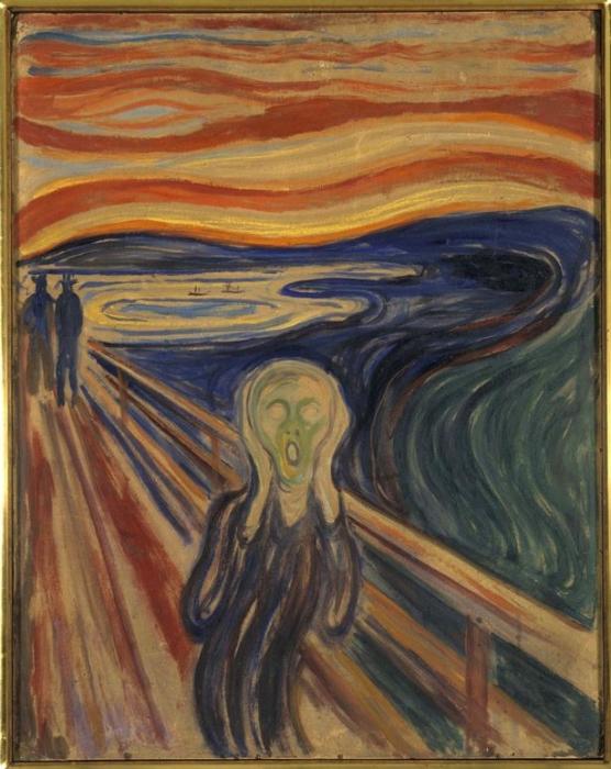 Владелец «Челси» Роман Абрамович отрицает то, что он потратил 95 млн фунтов стенрлингов на картину «Крик»