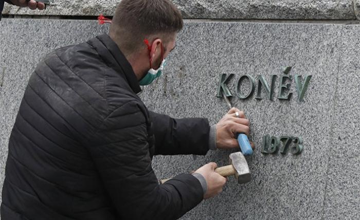 Чехия признала своё враньё по поводу мифических