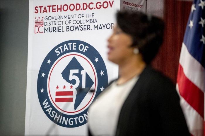 Округ Колумбия хотят сделать полноправным штатом