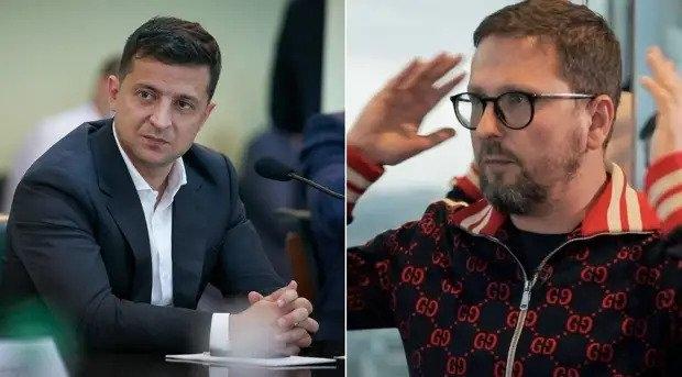 Оппозиционный блогер похитил биоматериалы президента Украины Зеленского