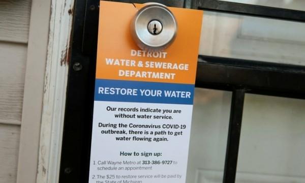 Водный кризис Америки
