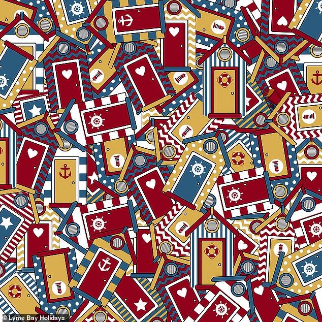 Очередная загадка для тех, кто любит головоломки. Найдите ведро и лопату среди красочных пляжных домиков. Надо побить 30-секундный рекорд