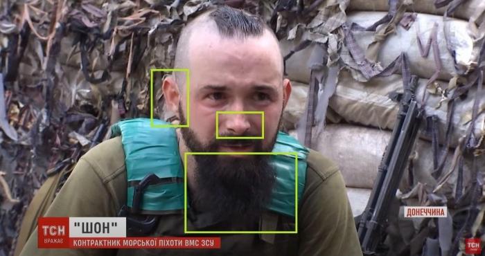 На Донбассе уничтожен американский морской пехотинец