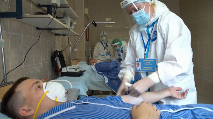 Россия успешно завершила испытание вакцины от коронавируса на добровольцах