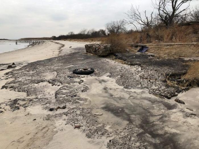 В американском парке был обнаружен склад радиоактивных отходов
