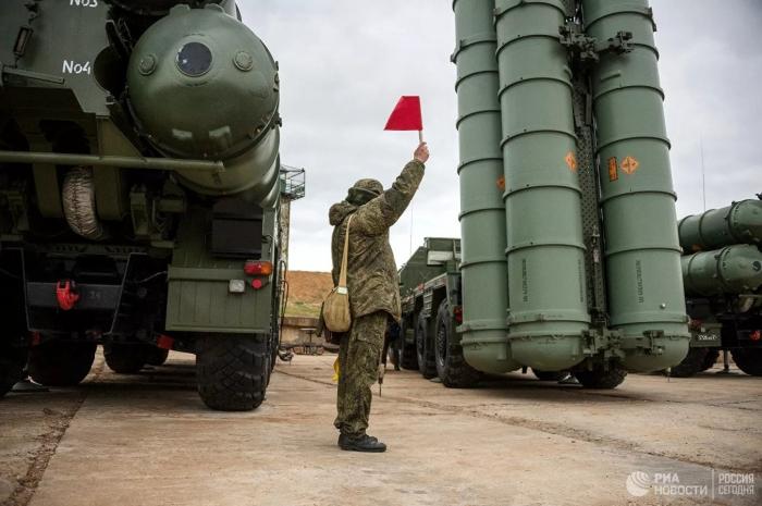 США опасаются усиления ПВО Ирана российскими комплексами