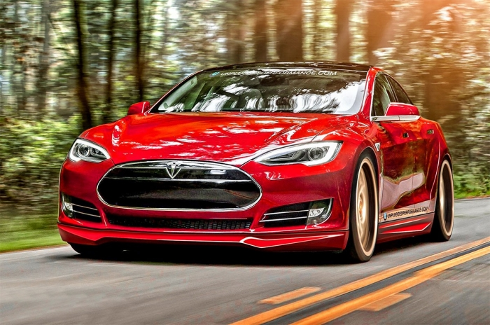 Оказывается электромобили громко шумят, когда едут