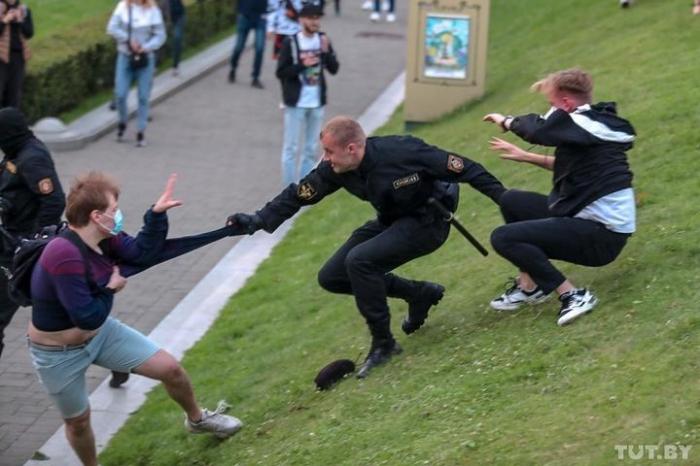 Польский посол признался, что Польша проплачивает протесты в Белоруссии
