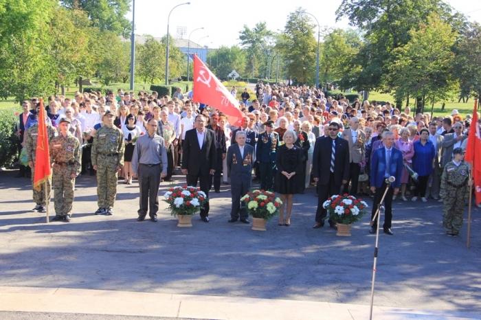 Очередная годовщина освобождения Иловайска от украинских бандитов