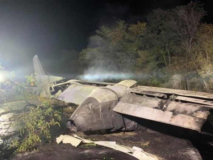 В харьковской области разбился военно-транспортный самолёт - причина трагедии установлена