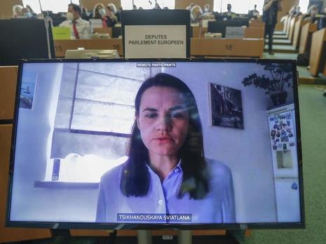 Неизвестный выдал себя за Тихановскую во время онлайн-переговоров в Дании